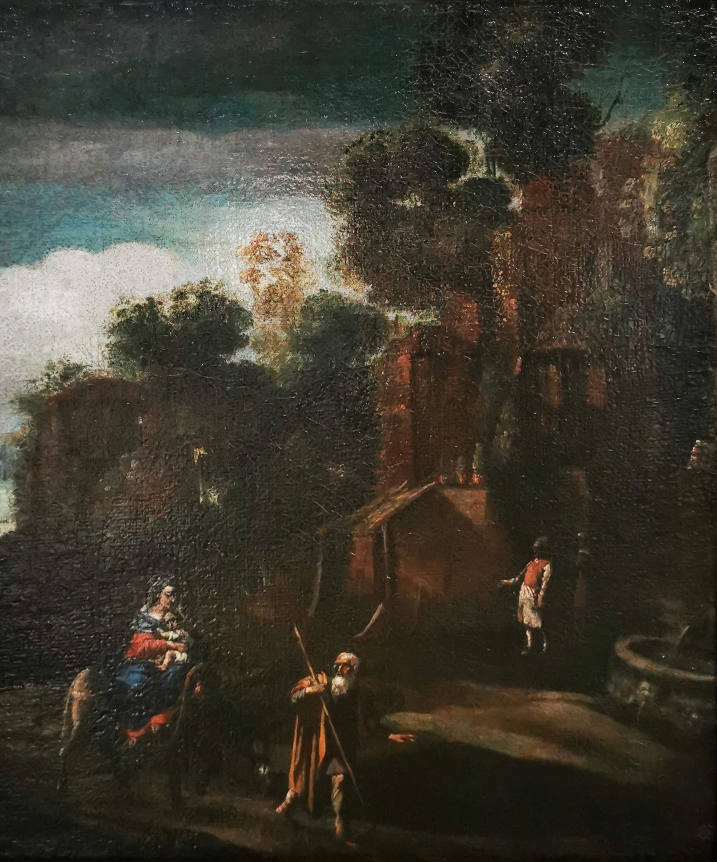 Malarz nieokreślony, holenderski (?), XVII / XVIII w.