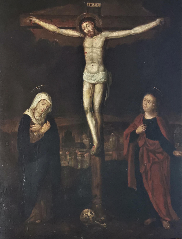 Chrystus Ukrzyżowany - Golgota