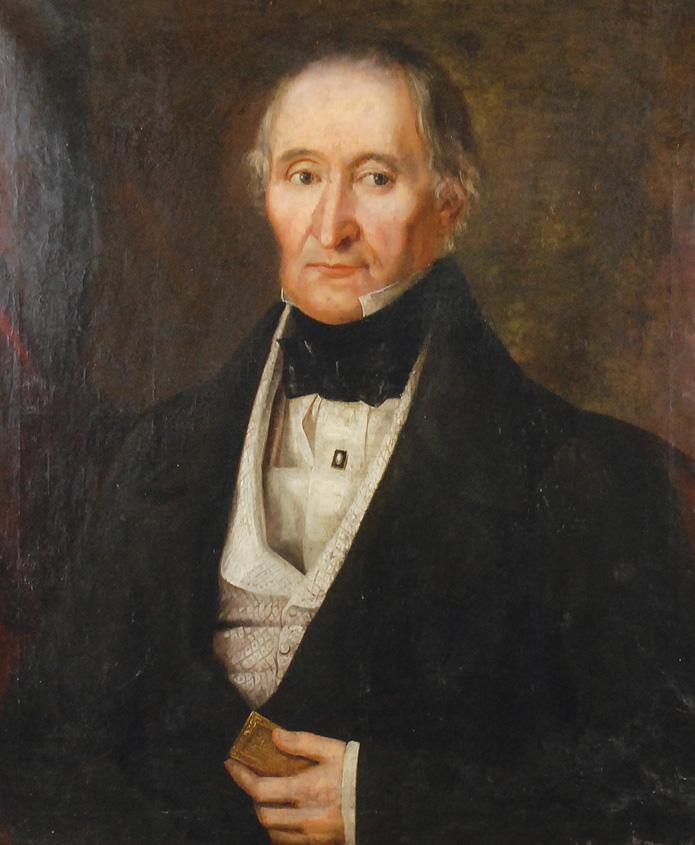 Portret mężczyzny, 1843