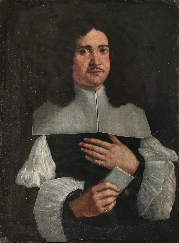 Portret młodzieńca, 1664 ?