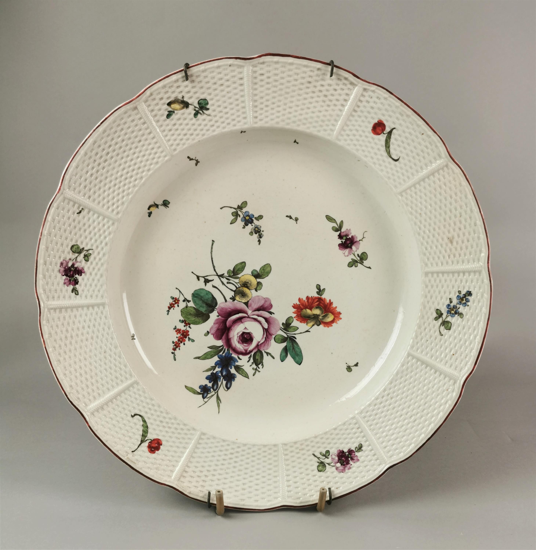 Ludwigsburg, Książęca Fabryka Porcelany (zał. 1758)