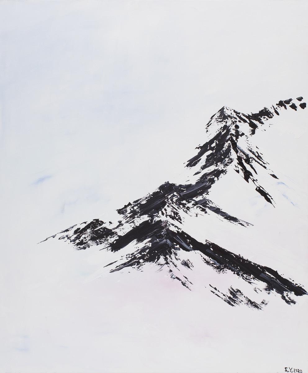 Mountain, 2020