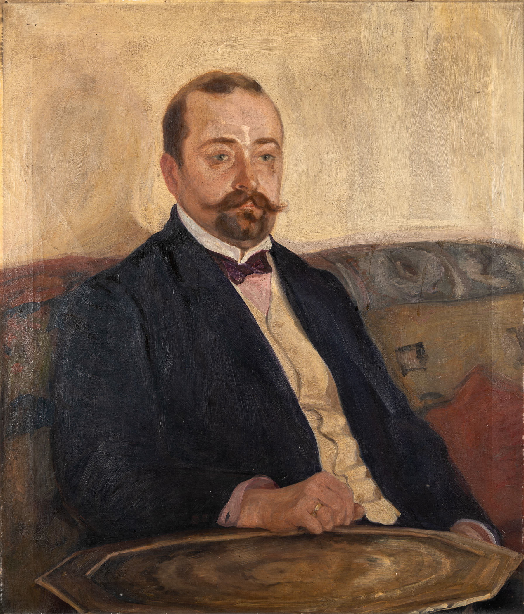 Portret dra Józefa Sędzielowskiego, 1907