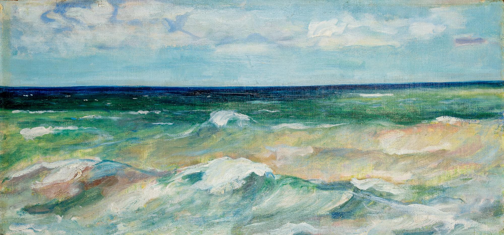 Fala przypływu, 1915