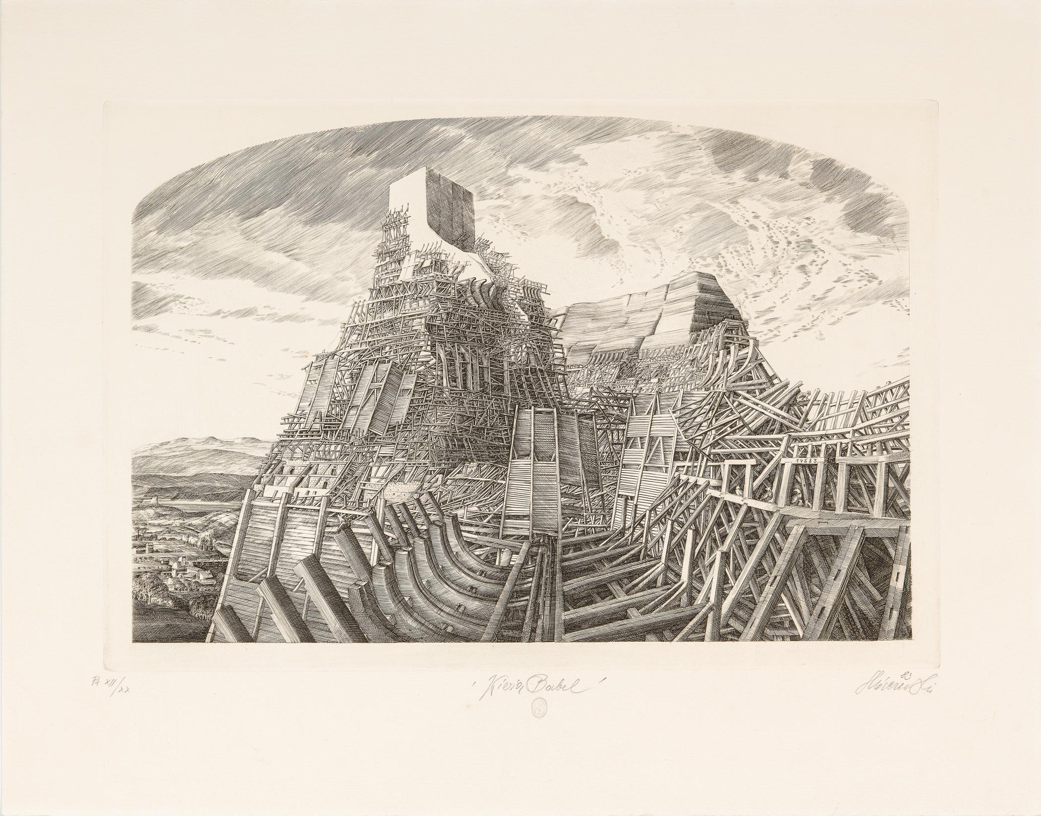 Wieża Babel I, 1983