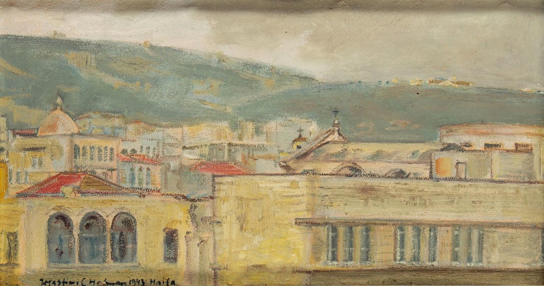 Haifa, 1943