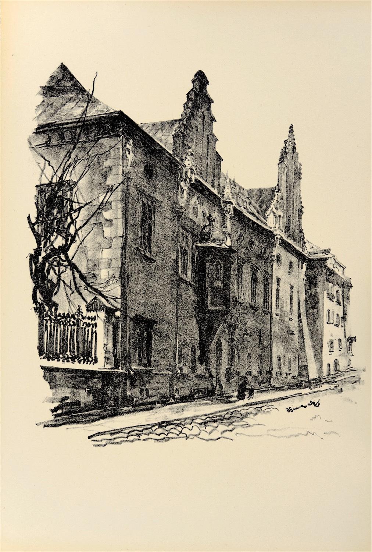 Biblioteka Jagiellońska, 1926