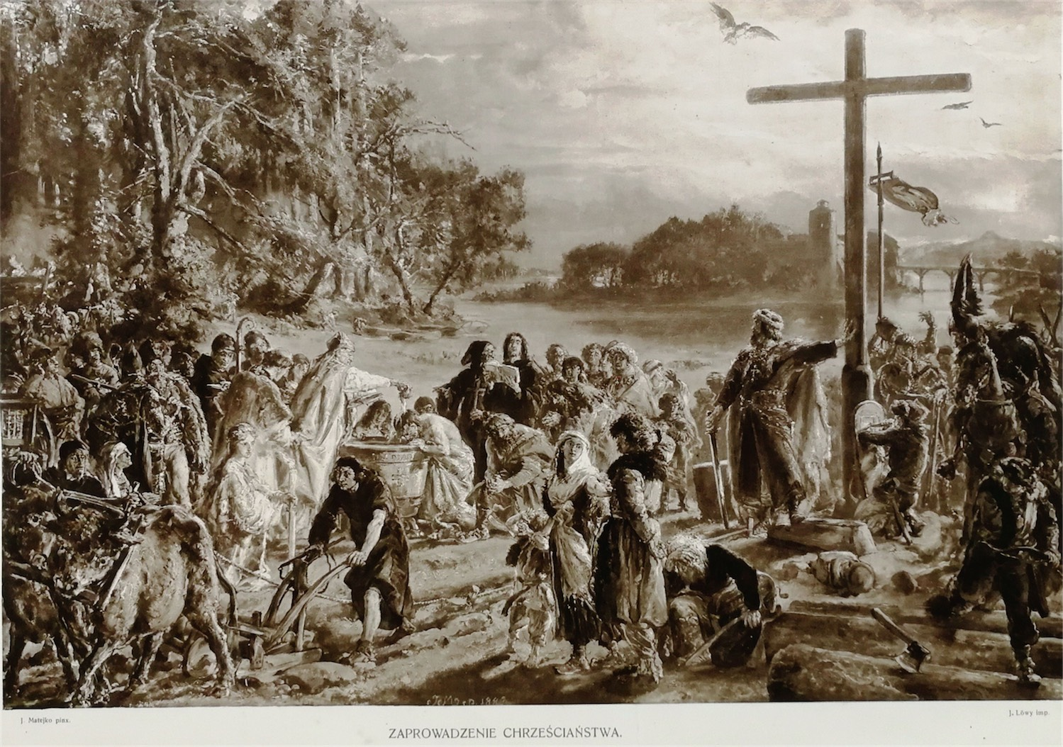Zaprowadzenie chrześcijaństwa