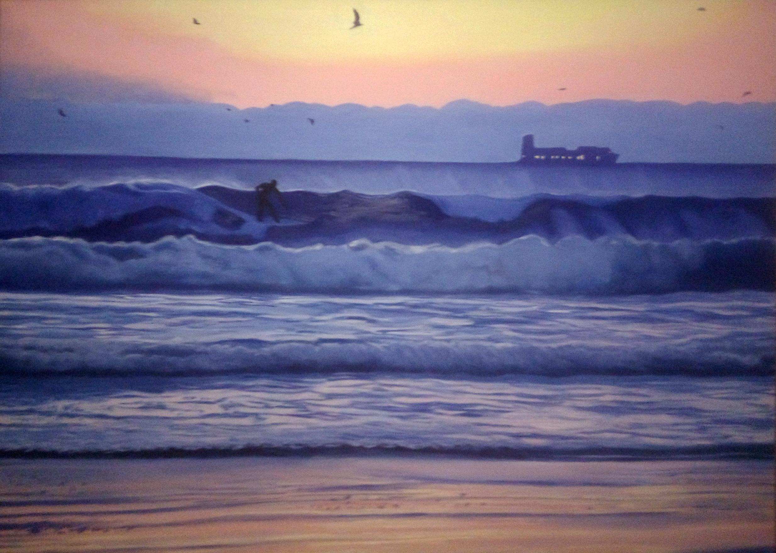 The Sunset Surf