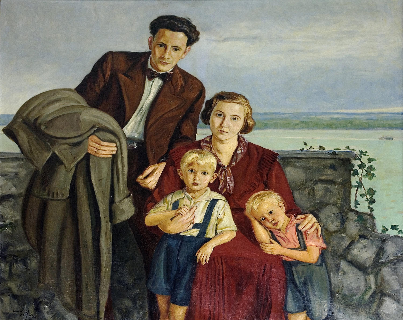 Portret rodzinny, 1934