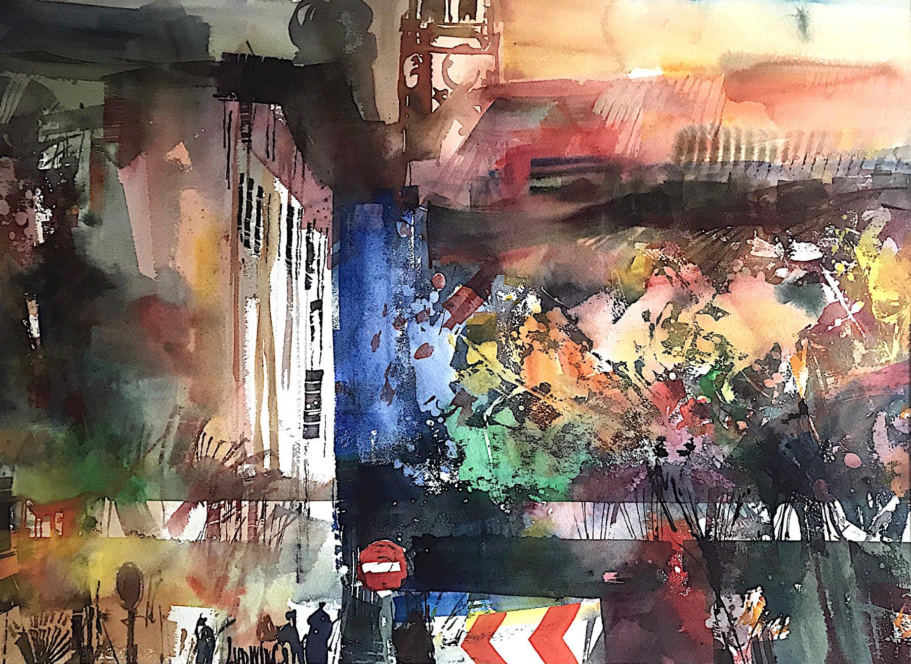 Kraków w kolorze