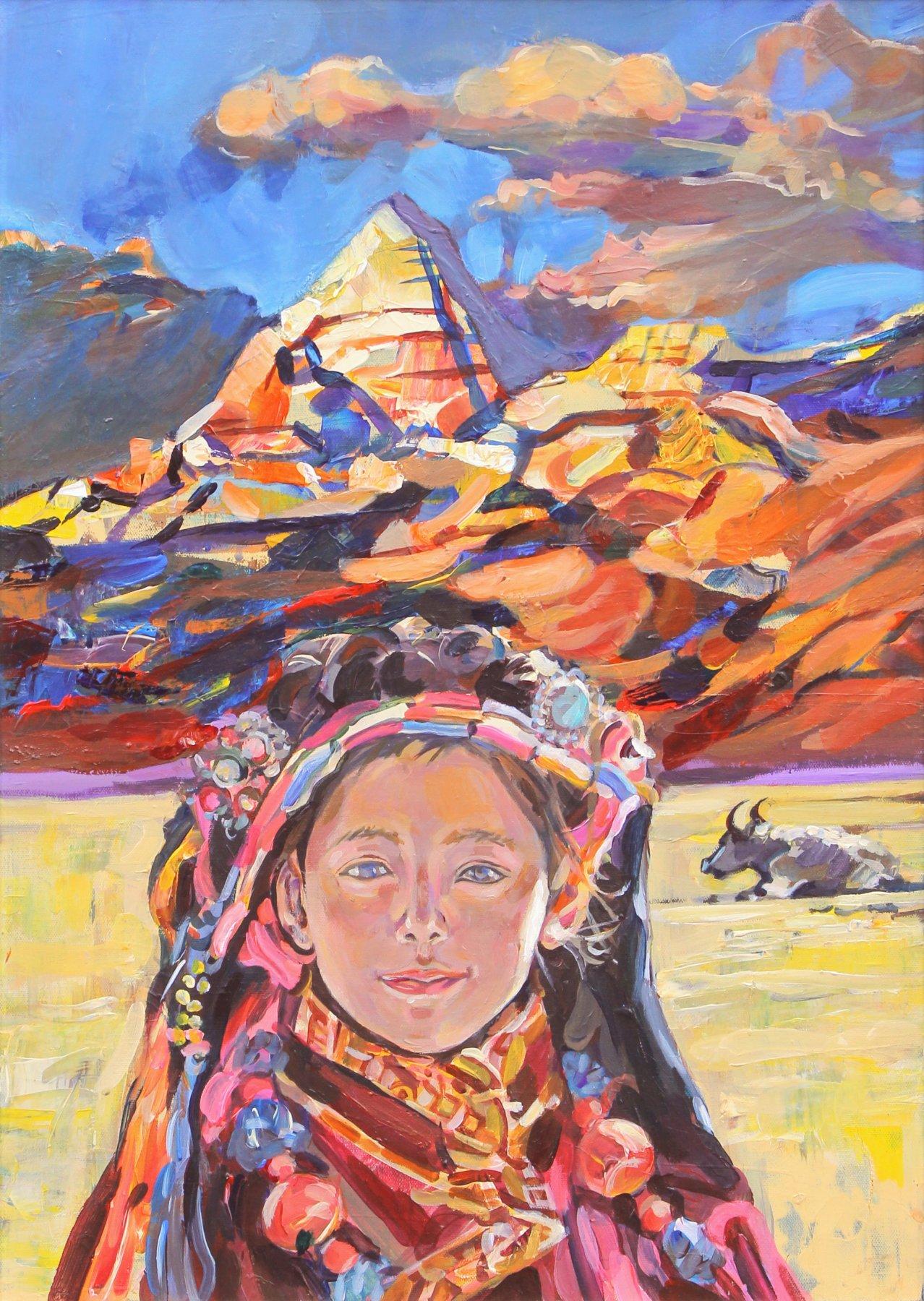 Tajemniczy Tybet