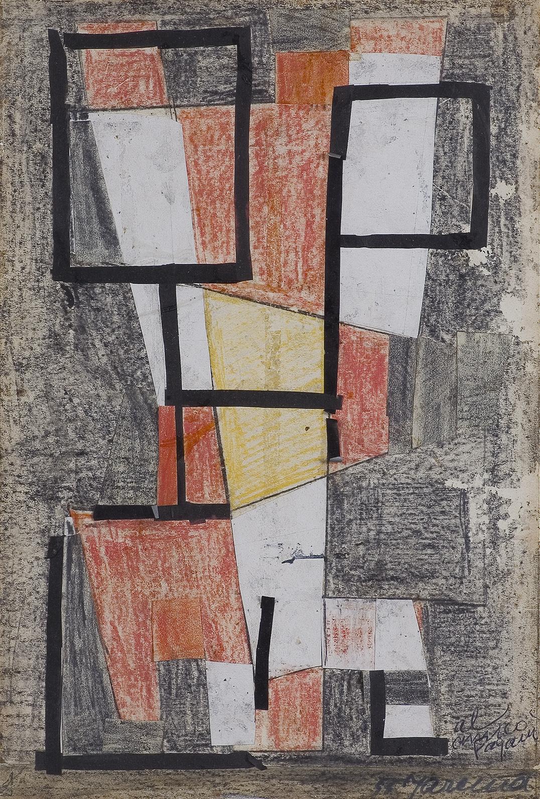 Kompozycja geometryczna, 1953