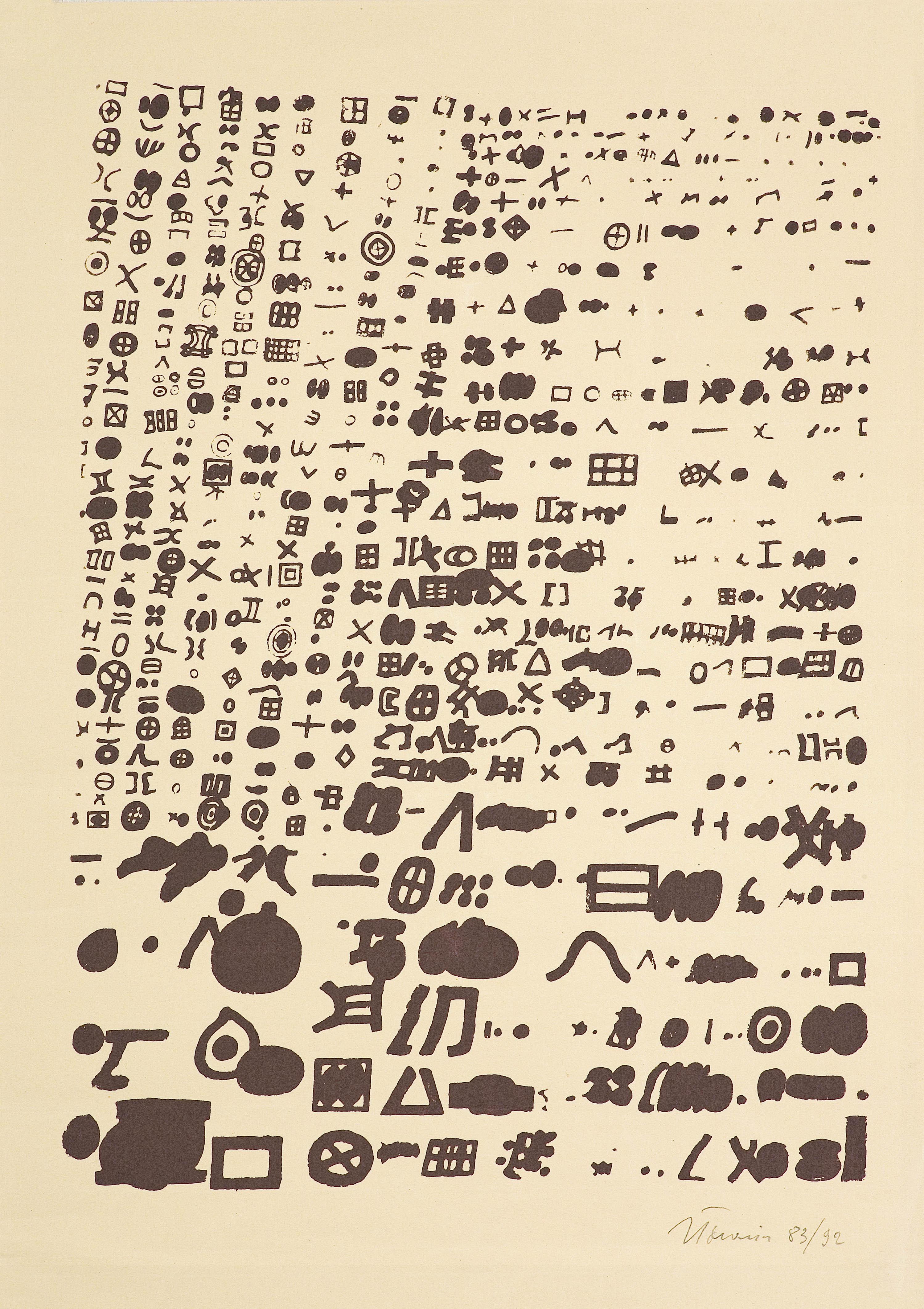 Znaki, 1983/92