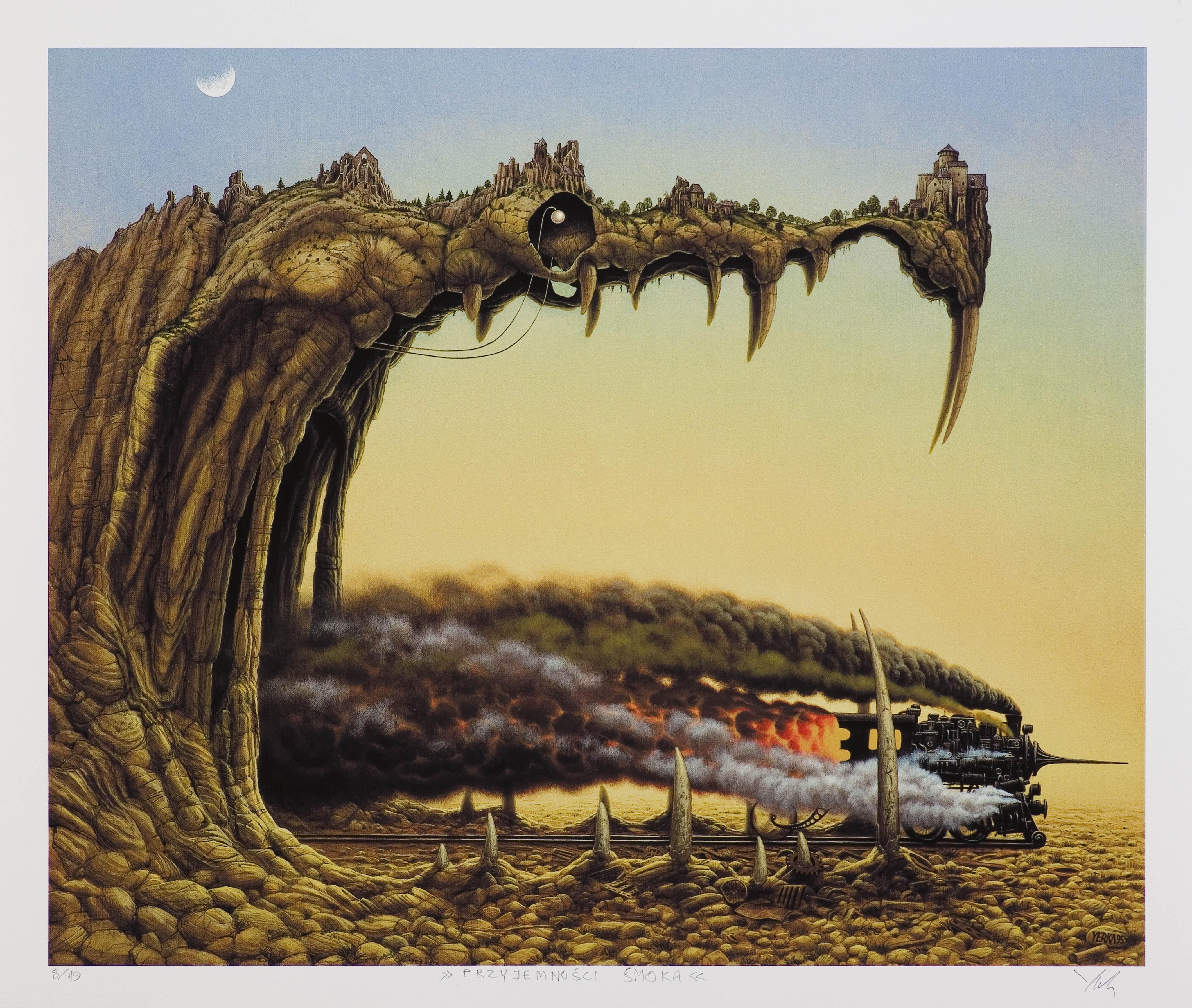 Przyjemności smoka, 1995