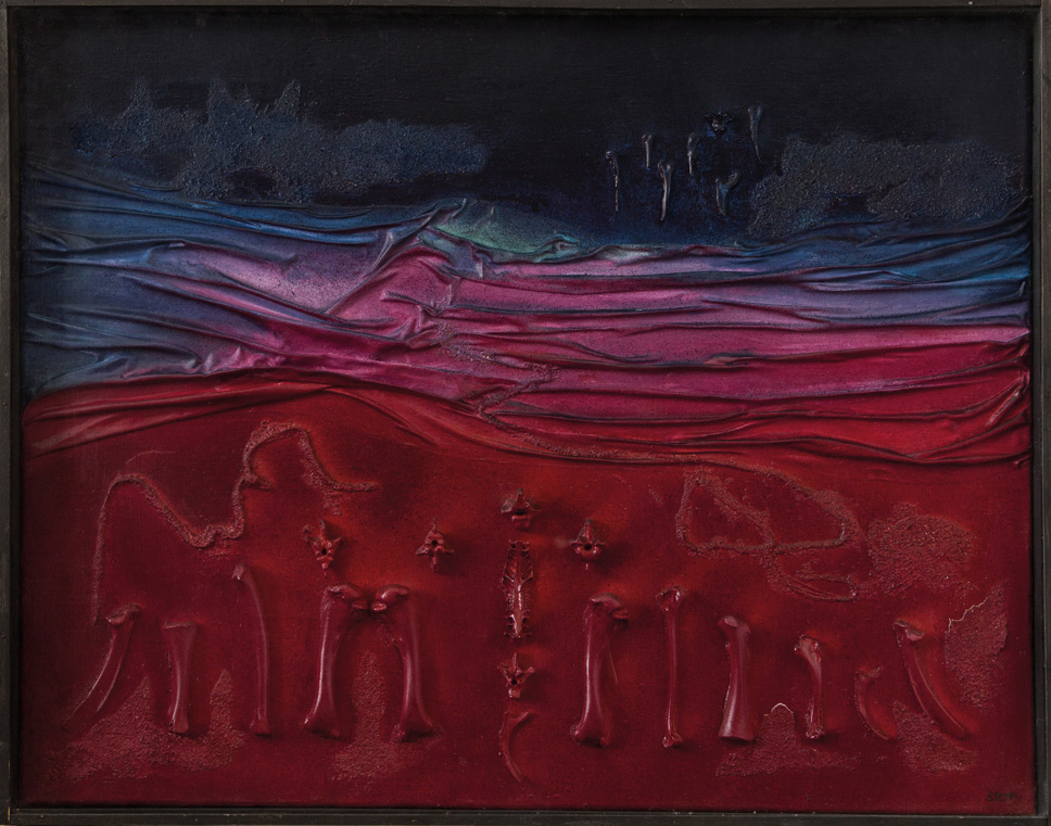 Kompozycja X, 1979