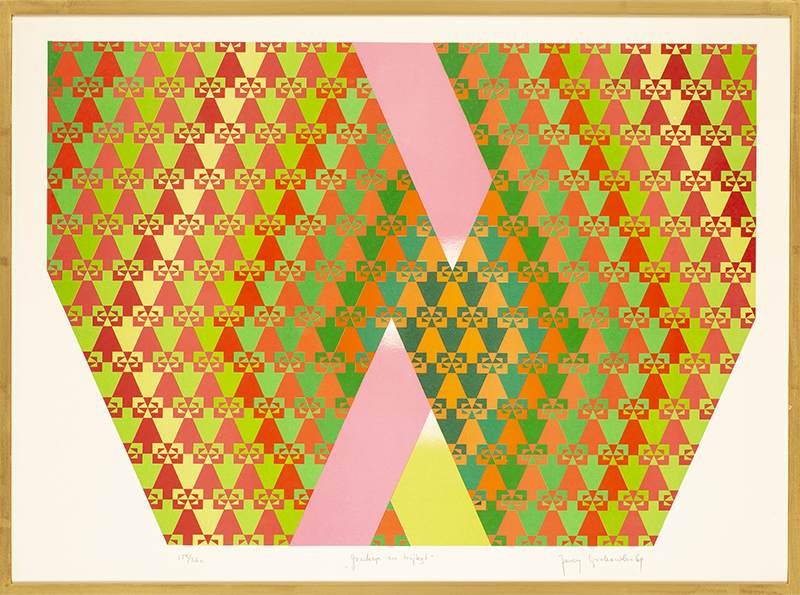 Gradacja na trójkąt, 1969