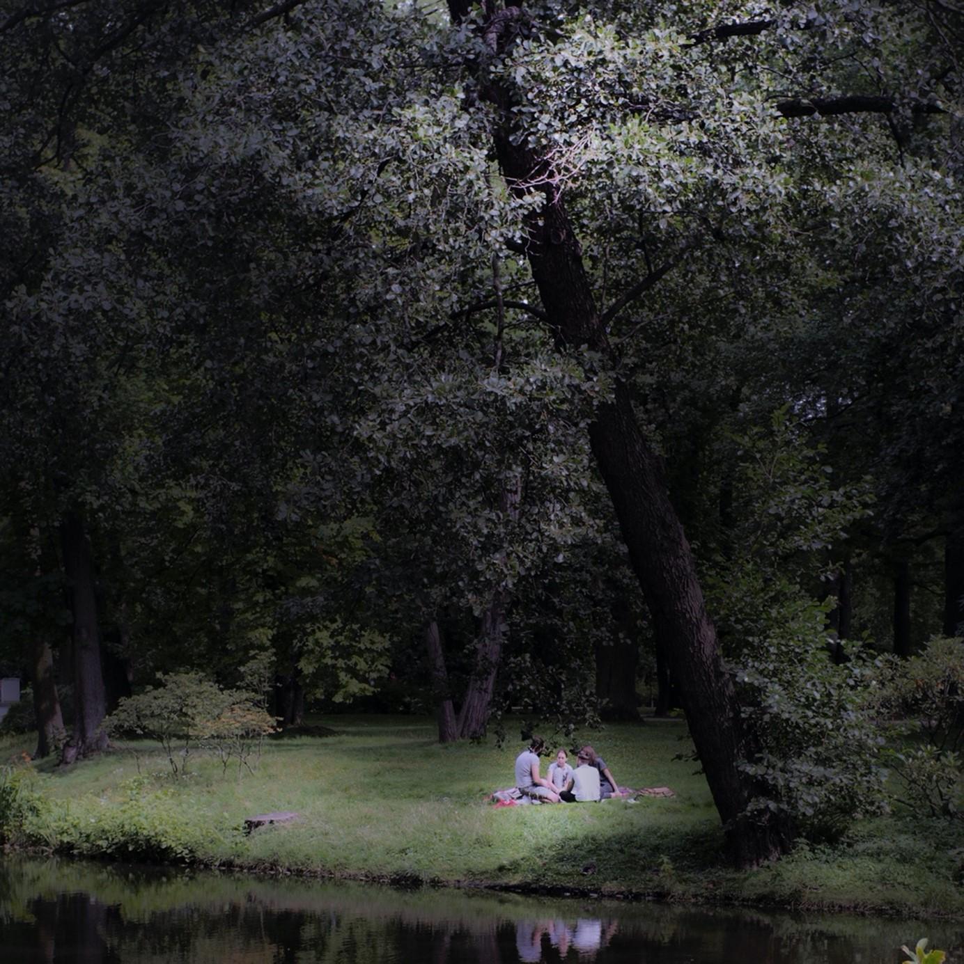 Śniadanie na trawie (2). Hommage a ...
