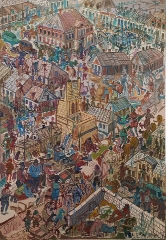 Szydłów, 1977