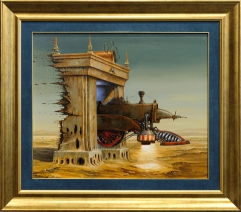 Pustynny portal, 2020