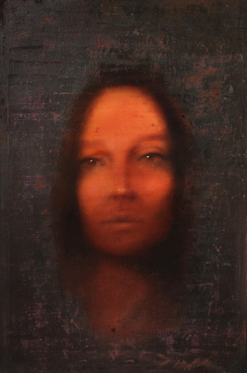 Portret efemeryczny, 2020
