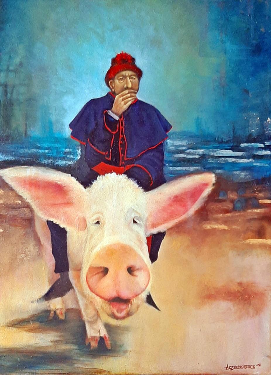 Pędząca świnia, 2017