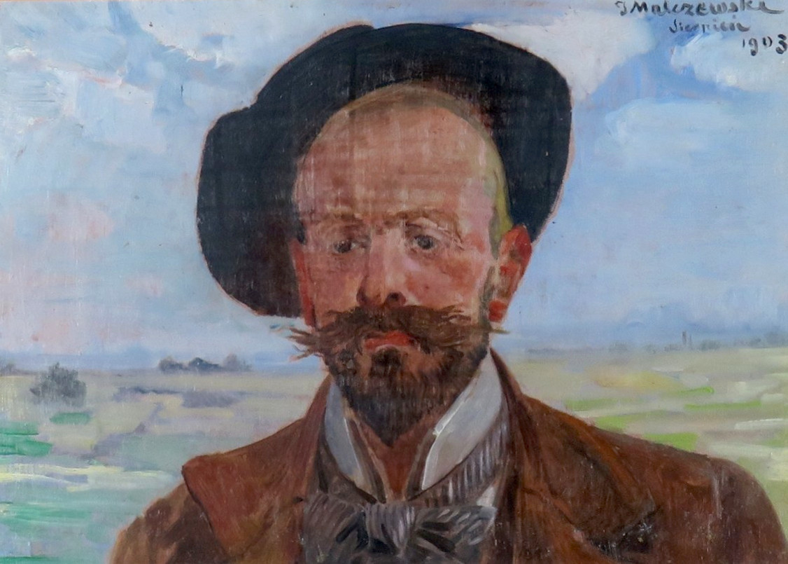 Autoportret, 1903