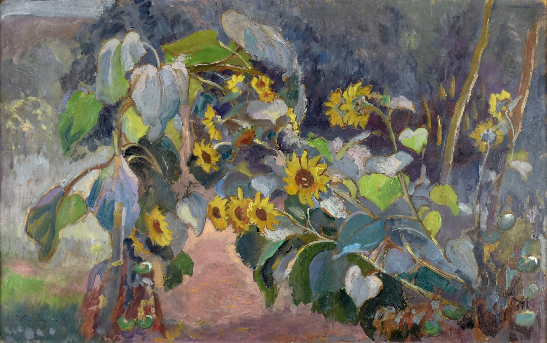 Słoneczniki, 1938
