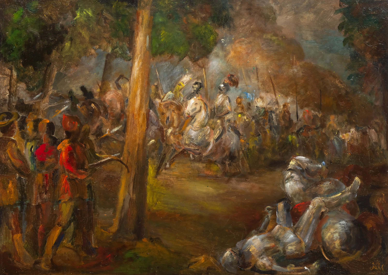 Batalia – scena historyczna
