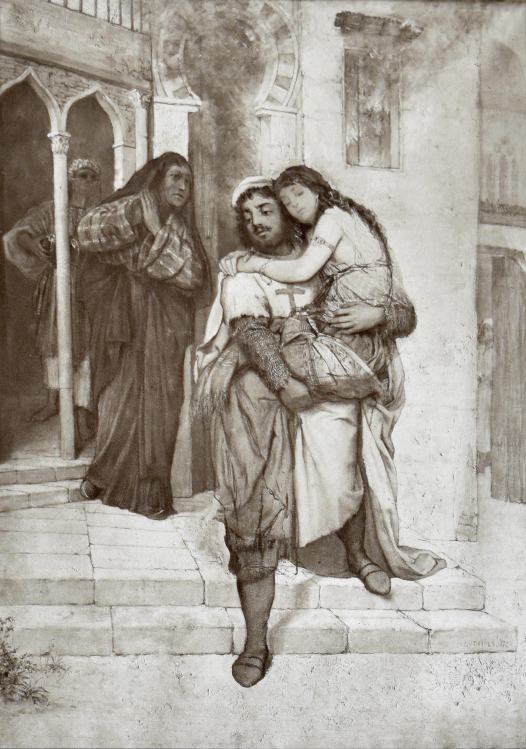 Uratowanie Rechy, 1876