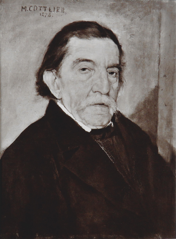 Portret Ignacego Kurandy
