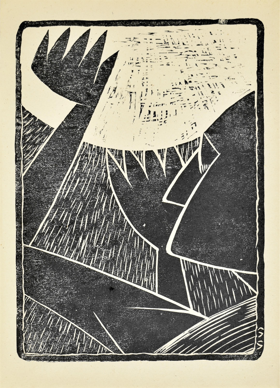 Modlitwa do słońca, ok. 1920