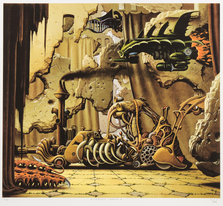 Jeźdźcy chaosu, 1996 r.