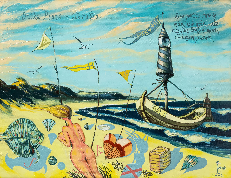 Dzika plaża - Iteratio, 2005 r.