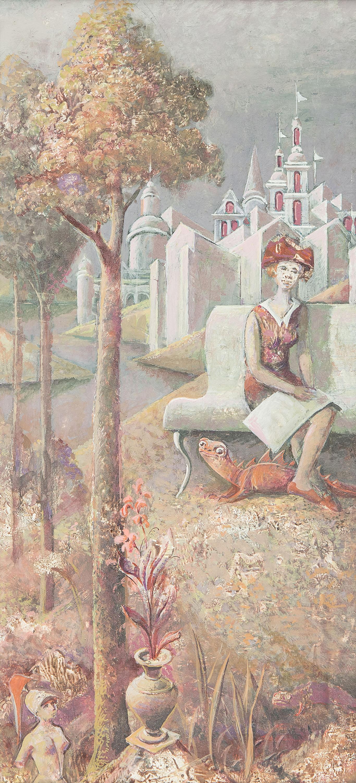 W magicznym ogrodzie, 1969 r.