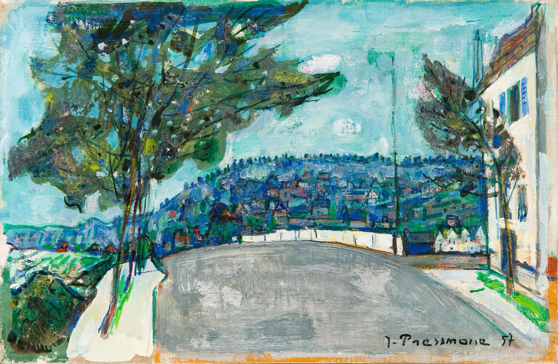 """Brive-la-Gaillarde"", 1957"