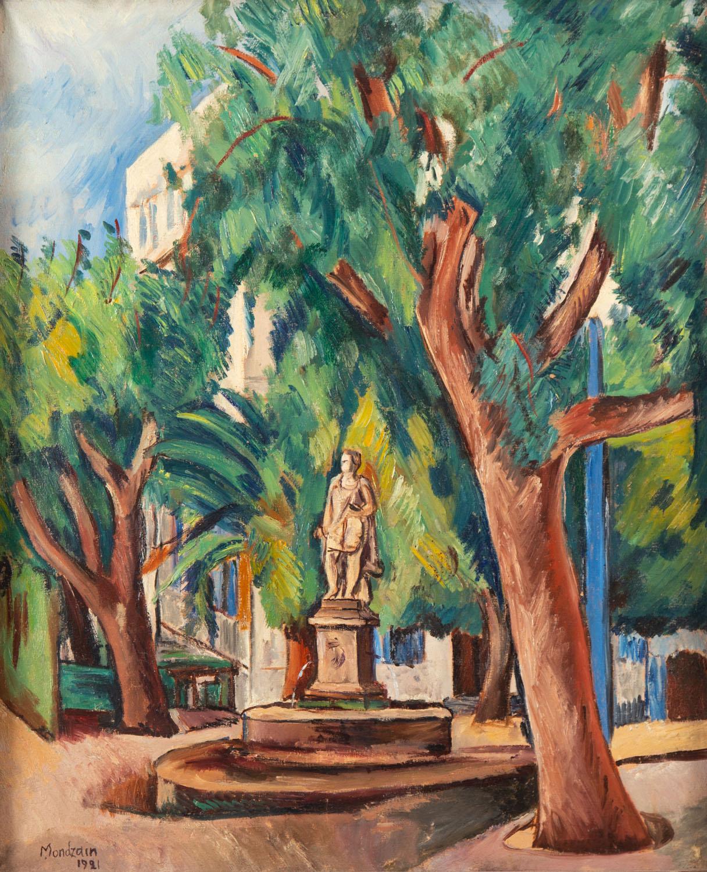 """Park"", 1921"