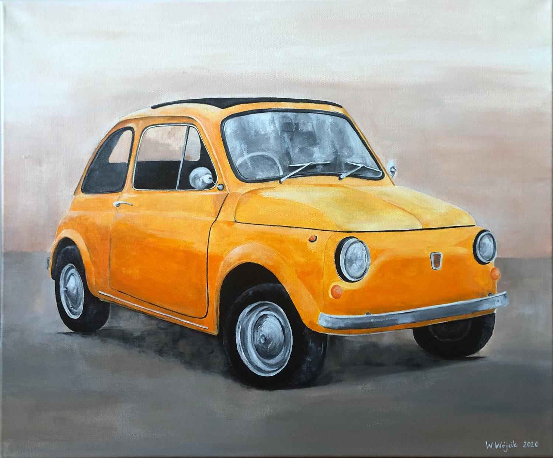 Fiat 500, 2020