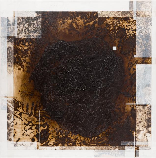 Z cyklu 'Bitumeny', Numer 3, 2012