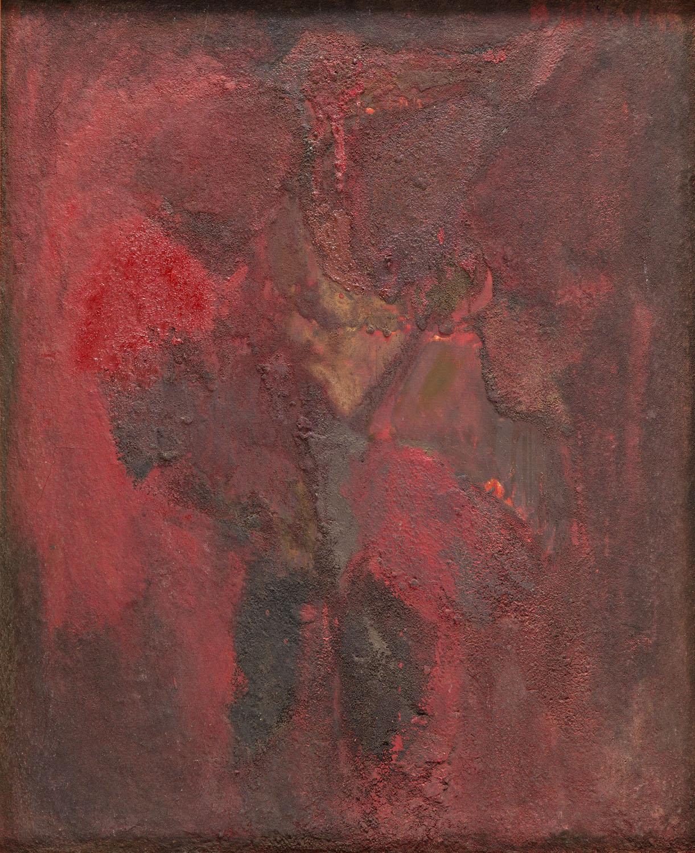 """""""Kwiat czerwony I"""", 1966"""