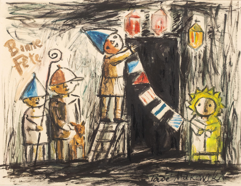 Bonne fête, ok. 1931