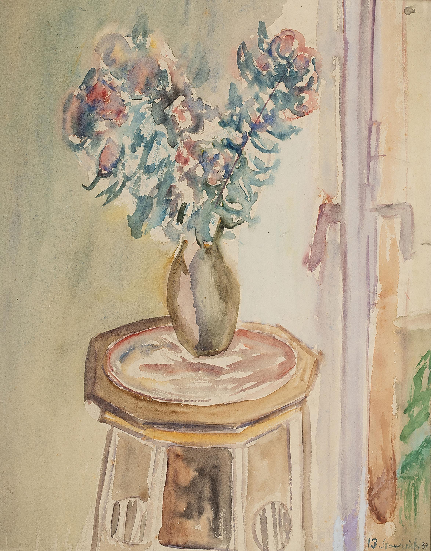 Kwiaty, 1937 r.