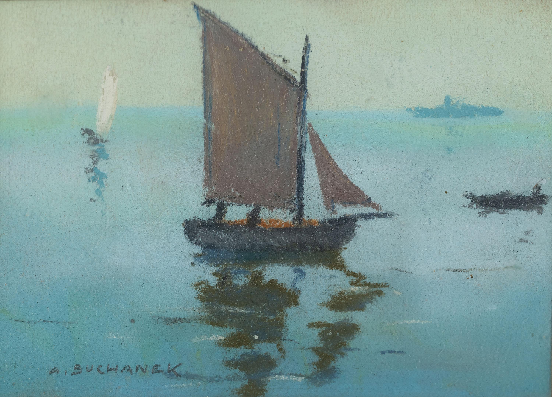 Polskie morze, przed 1934 r.