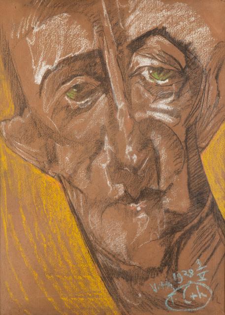 Portret Anny Gramatyki-Ostrowskiej (?), 1928