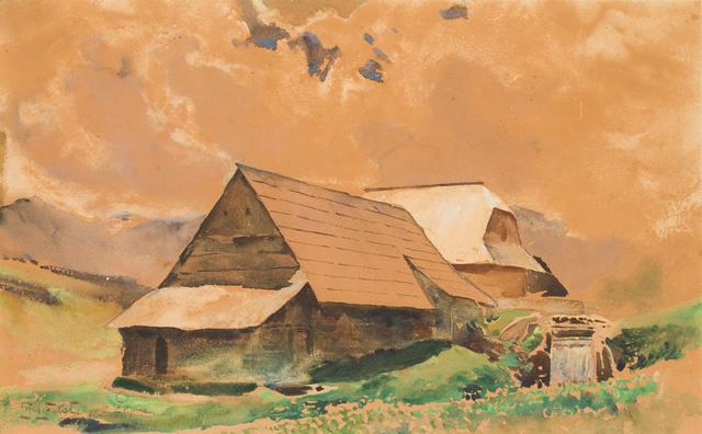 Zakopane, 1906