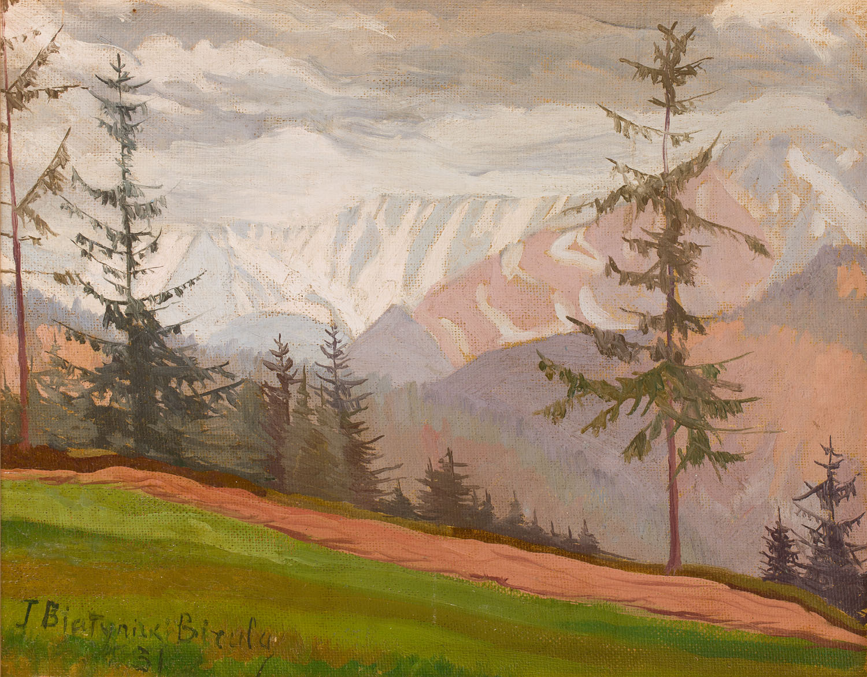 Tatry, 1931