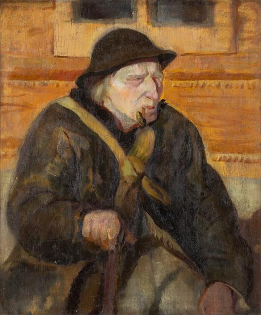 """""""Baca na tle Harendy"""", 1930"""