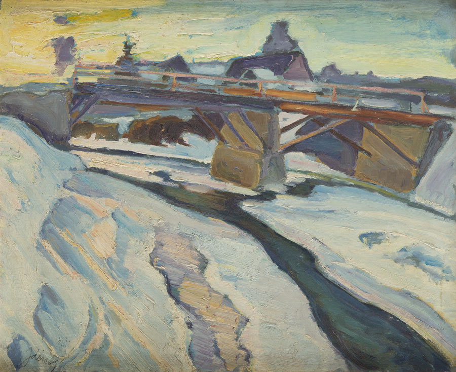 """""""Most na Harendzie w Zakopanem"""""""