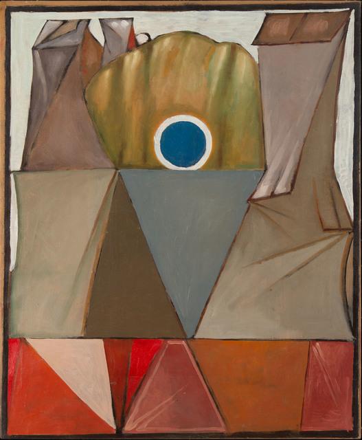 Pejzaż abstrakcyjny, 1960