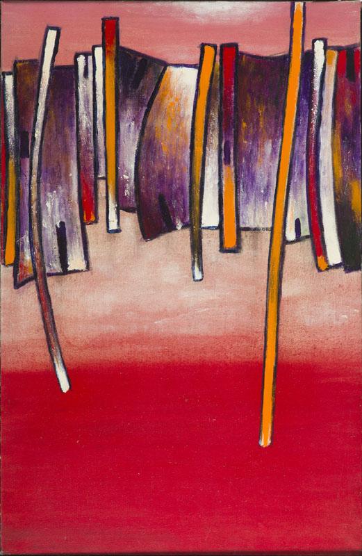 """""""Pejzaż 33/75"""", 1975"""